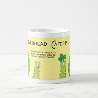 Cloverhead Caterpillar Coffee Mug
