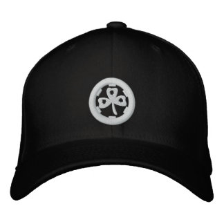 Cloverleaf Logo Hat LHR Sporting Arms Embroidered Baseball Caps