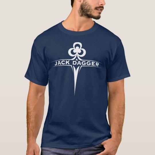 Cloverleaf Navy Blue Men's T-Shirt