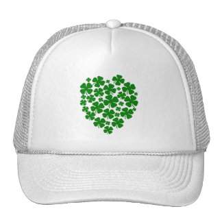 Clovers Heart (St Patrick's Day) Hats