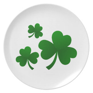 Clovers Plate