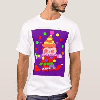 clown 300dpi illustrator copy T-Shirt