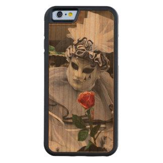 Clown - 6-I-Phone Carved® Cherry iPhone 6 Bumper Case