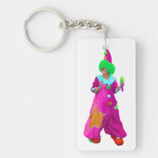 Clown Acrylic Keychains