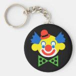 Clown - Art Gallery Selection Key Chain