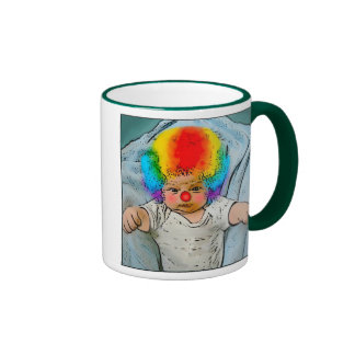 Clown Baby Cartoon Mug