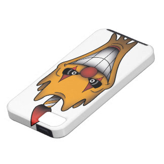 clown bad case for the iPhone 5