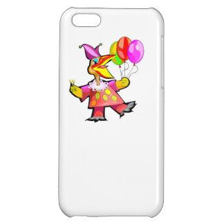 Clown Bird iPhone 5C Covers