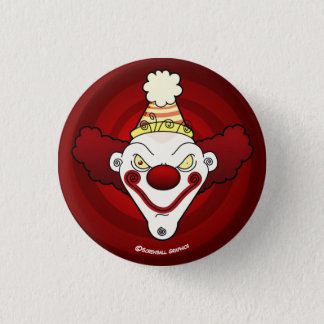 Clown! Button (Small)