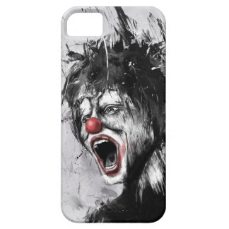 clown barely there iPhone 5 case