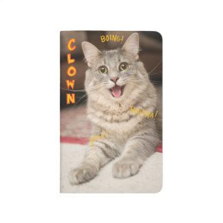 Clown Cat Journal