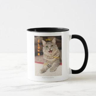Clown Cat Mug