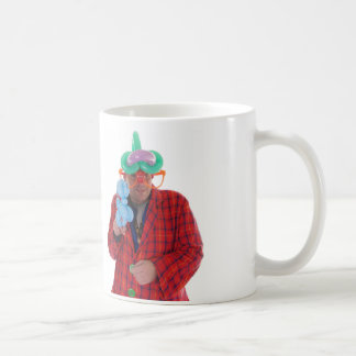 Clown Cup Basic White Mug