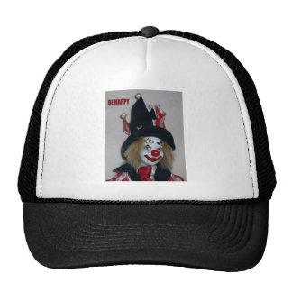 Clown desing cap