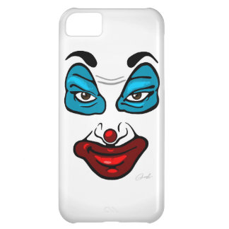 Clown Face Case For iPhone 5C