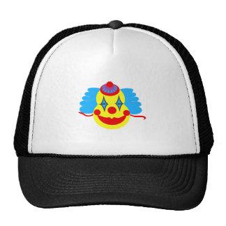 Clown Face Goofy Trucker Hats