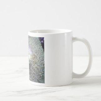 clown fish 3 basic white mug