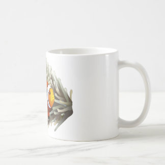 Clown Fish Basic White Mug