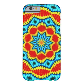 Clown Fish Blender Abstract Barely There iPhone 6 Case
