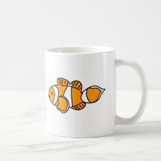 clown-fish coffee mug