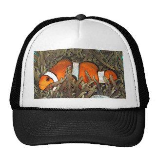 Clown Fish Design Hat