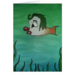 Clown Fish Greeting Cards