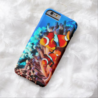 Clown Fish iPhone 6 Case Barely There iPhone 6 Case