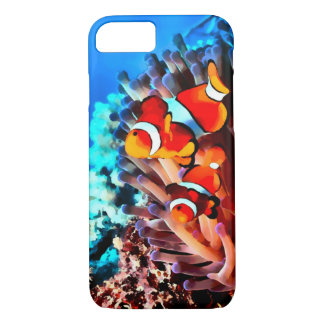 Clown Fish iPhone 7 Case