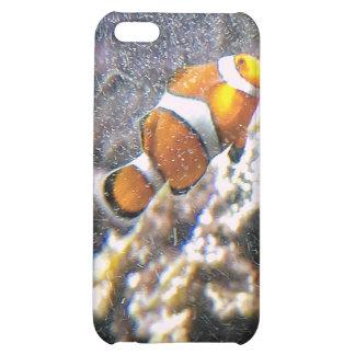 clown fish iPhone 5C case