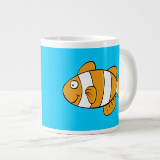 Clown Fish Mug Jumbo Mug