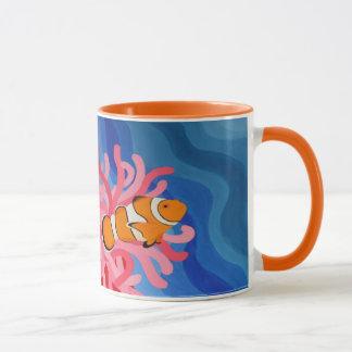 Clown Fish Mug