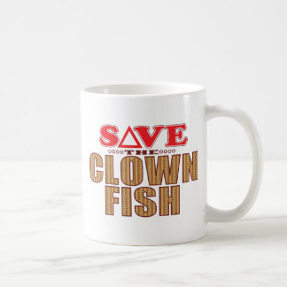 Clown Fish Save Coffee Mug