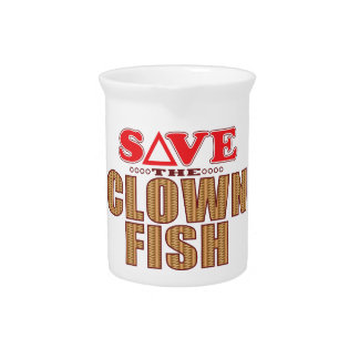 Clown Fish Save Pitcher