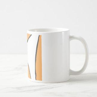 Clown Fish Scale Pattern Coffee Mug