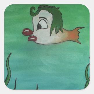 Clown Fish Sticker (Sheet of 20)