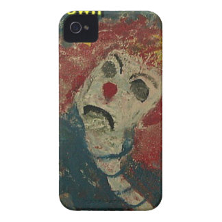 Clown Frown iPhone 4 Covers