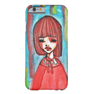 Clown girl iPhone 6, Barely There Barely There iPhone 6 Case