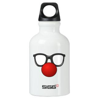 Clown Glasses and Nose SIGG Traveller 0.3L Water Bottle