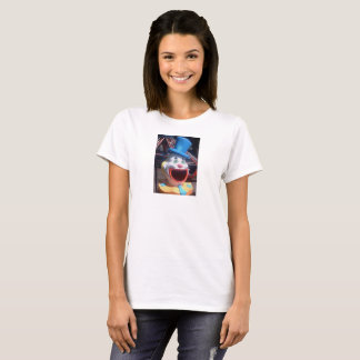 Clown head #2 T-Shirt