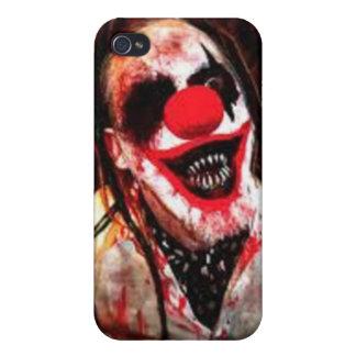 clown iphone 4 case