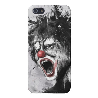 clown iPhone 5/5S covers