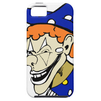 Clown iPhone 5 Cases