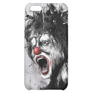 clown iPhone 5C covers
