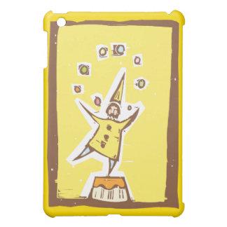 Clown Juggler iPad Mini Cases