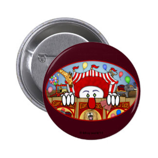 Clown Kilroy Basic Button