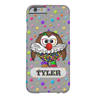 clown owl barely there iPhone 6 case