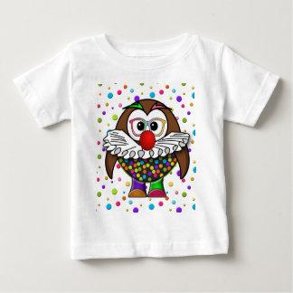 clown owl t-shirt
