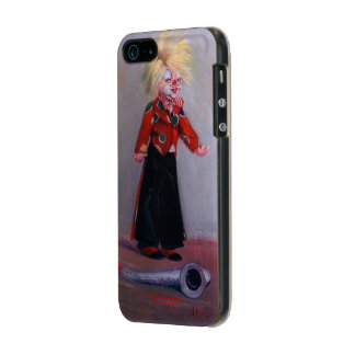 Clown/Pallaso/Clown Incipio Feather® Shine iPhone 5 Case