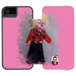 Clown/Pallaso/Clown Incipio Watson™ iPhone 5 Wallet Case