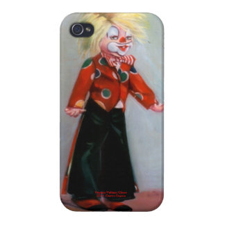 Clown/Pallaso/Clown iPhone 4/4S Cases